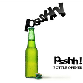 Psshh BOTTLE OPENER