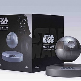 Plox - Death Star - Bluetooth Levitating Speaker