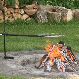 Bob-A-Que Tracler Pack Outdoor Camping Campfire Gril - Bob-A-Que Tracler Pack Outdoor Camping Campfire Gril