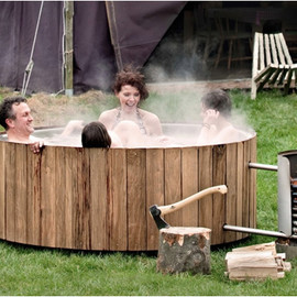 DUTCHTUB - DUTCHTUB WOOD