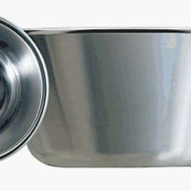 jonas - Jonas Stainless Steel Mixing Bowl, 3 qt