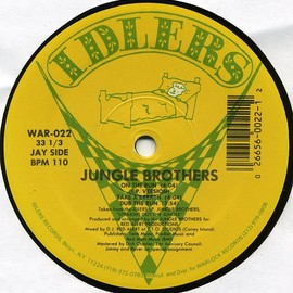 Jungle Brothers - On The Run