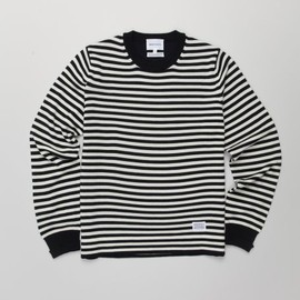 Norse Projects - Sailor Stripe Knit