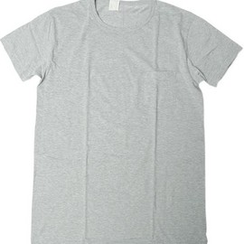 N.HOOLYWOOD - UNDER SUMMIT WEAR POCKET T-SHIRTS