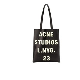 ACNE Studios - leather tote bag