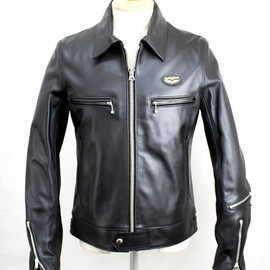 LEWIS LEATHER - LEATHER SINGLE RIDERS