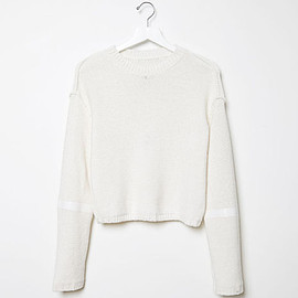 MM6 by MAISON MARTIN MARGIELA - Duct Taped Sweater