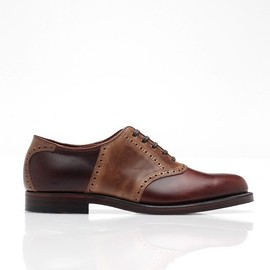 Alden - Sheppard Street Saddle Shoes