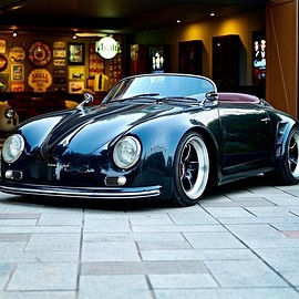 Porsche - 356 Speedster Custom