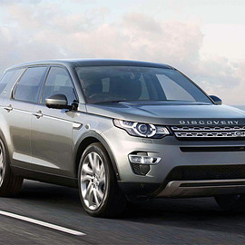 Land Rover - 2015 Discovery Sports