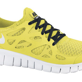 "Nike - Nike Free Run 2 ""Sonic Yellow"""