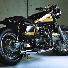 Honda - Goldwing Cafe Racer by Lars