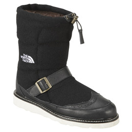 THE NORTH FACE - Nuptse Bootie Harris Tweed