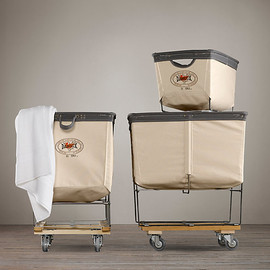 Restoration Hardware - Laundry Carts