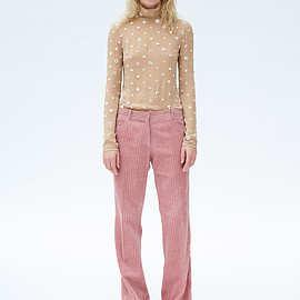 celine - Long Trousers in Cotton Corduroy - セリーヌについて