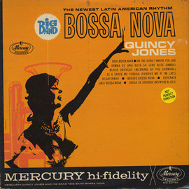QUICY JONES - SOUL BOSSA NOVA