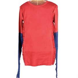 SIVA - LAYERED SEAMS LONG-SLEEVE TEE