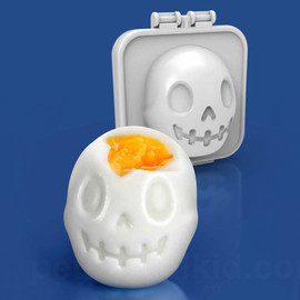 骸骨のゆでたまごメーカー - FRED EGG-A-MATIC - SKULL HB EGG MOLD