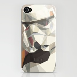 Liam Brazier - Trooper - iPhone Case
