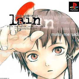 serial experiments lain (Japanese Import Video Game) [Sony Playstation PS1]