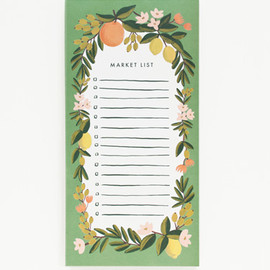 Rifle Paper Co - Citrus Floral Shopping Pad
