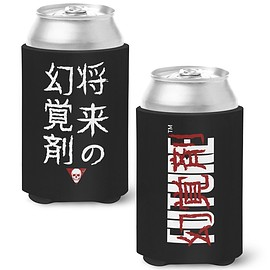Future Acid - Resistance Koozie (Black)