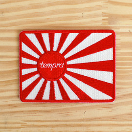 tempra cycle - tempra cycle Rising Sun Flag Wappen