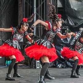 BABYMETAL - Full force!!US Rock on the Range