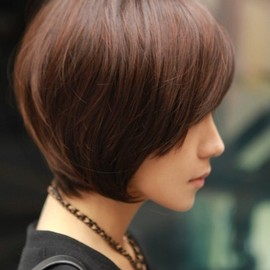 short cut girl