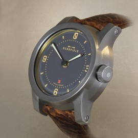 Schofield - Schofield Beater wrist watch in steel