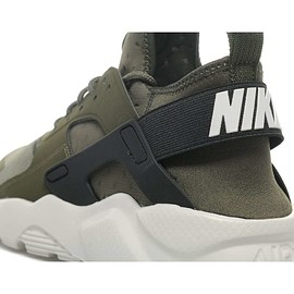 NIKE - Air Huarache Ultra Breathe - Dark Green/Black/White?