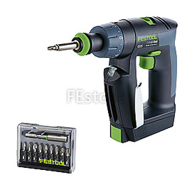 Cordless drill CXS