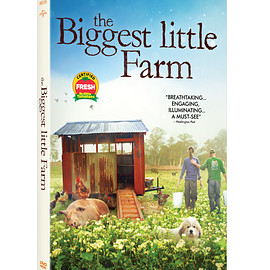 John Chester - The Biggest Little Farm DVD