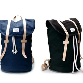 sandqvist - stig backpack SANDQVIST STIG BACKPACK | RED SQUARE 15% VOUCHER CODE