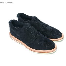 SOPHNET. - SPECTUS WING TIP BLUCHER SHOES (DISC SYSTEM)