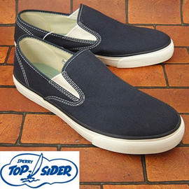 TOP-SIDER - Authentic Slip On / Navy