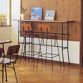 SPICE Co.,ltd. - BRESCIA BAR STOOL