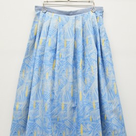 """sight"" SKIRT"