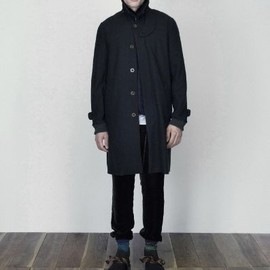 sacai - mens FW10 coat (10-00108M)