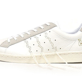 """adidas - Y's SUPER POSITION """"Y's"""" """"LIMITED EDITION for CONSORTIUM"""""""