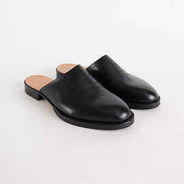 Hender Scheme|MEN - CHEAK #BLACK [pm-rs-chk]