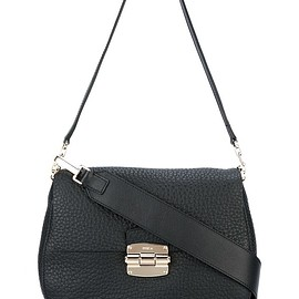 Furla - flap closure crossbody bag