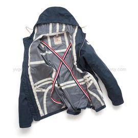 Down-filled Hooded Lasha Jacket