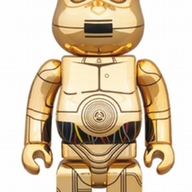 MEDICOM TOY - C-3PO 400% BE@RBRICK