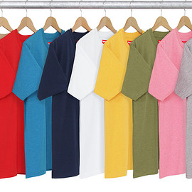Supreme - Pocket Tee