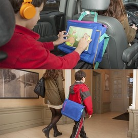 quirky - Roadshow - iPad messenger bag
