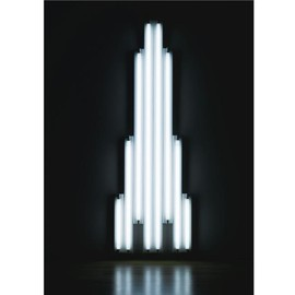 "DAN FLAVIN  - ""MONUMENT"" FOR V. TATLIN"