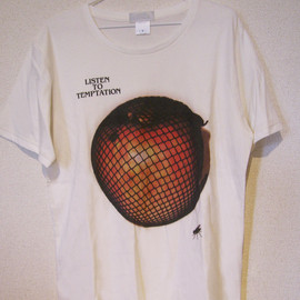 CRACK - Apple T-shirt