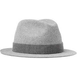 Loro Piana - Kirk Hare and Cashmere-Blend Felt Trilby