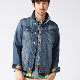 TOMMY - FRED DENIM JKT BL
